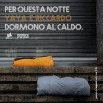 Dormitorio invernale - Emergenza Freddo: Mercato Coperto