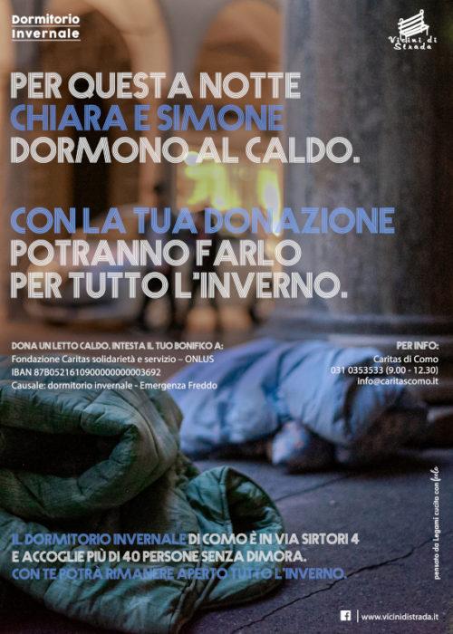 Emergenza Freddo_Santa_Cecilia_locandina