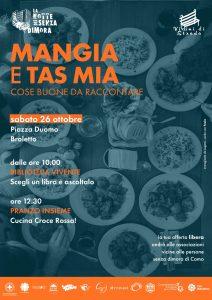 La notte dei senza dimora: Mangia E Tas Mia